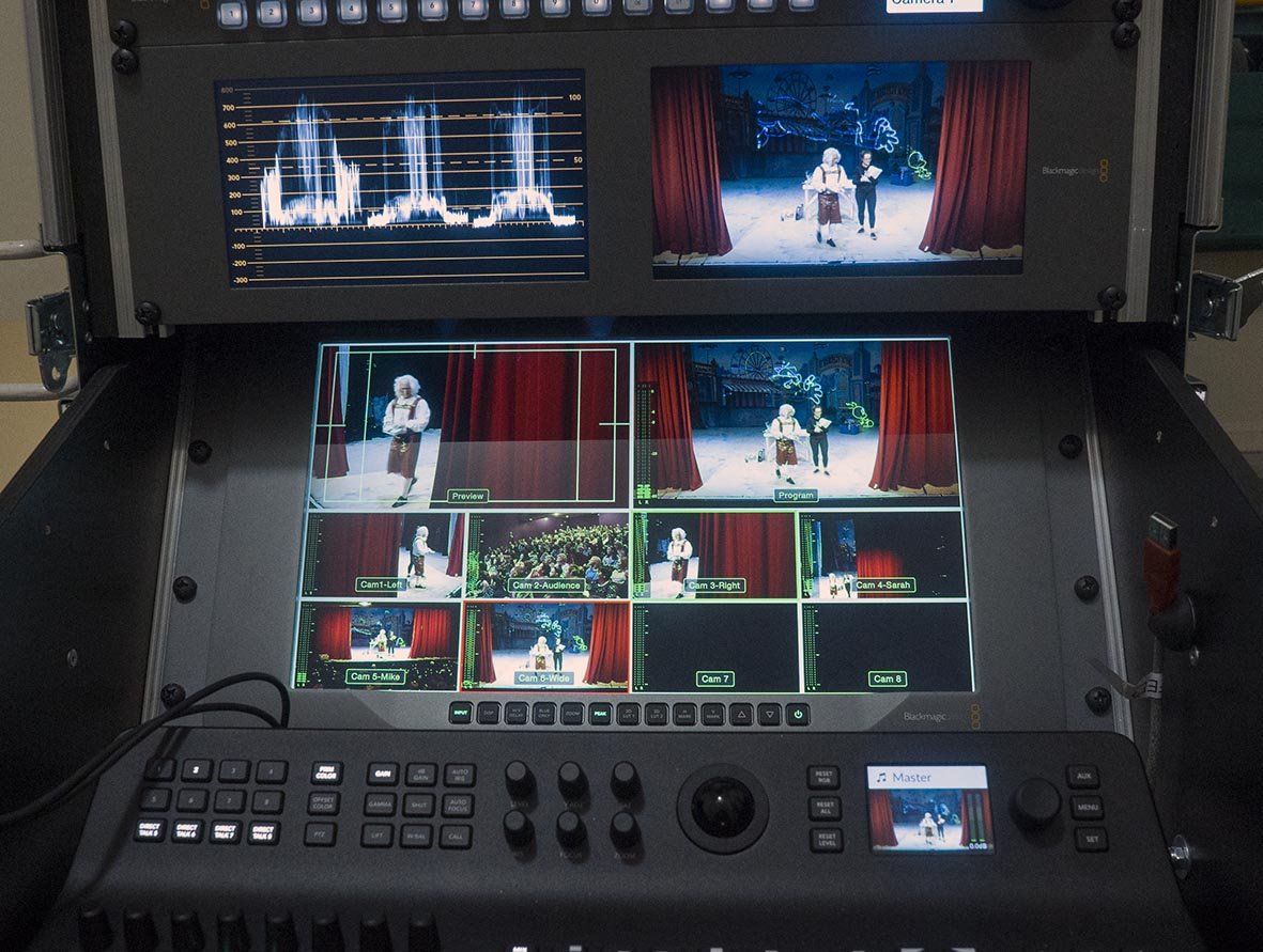 Theatre Video Production, Live theatre video recording ireland, dublin theatre recording,