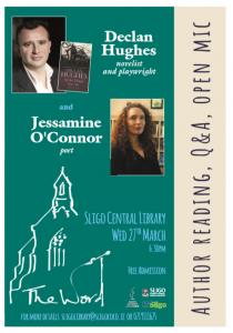 The Word, Sligo County Library 27th March 2019. Live Stream of event